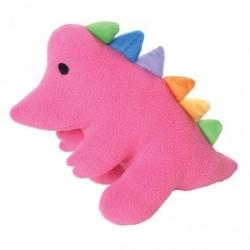 Jouet Pinkosaurus rose