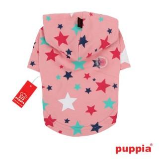 T-shirt à capuche Perseus rose