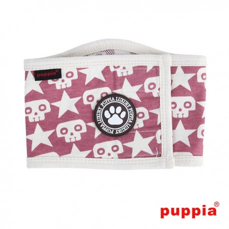 BANDEAU ANTI-PIPI SPARROW BORDEAUX PUPPIA