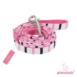 Laisse Middy rose