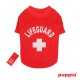 T-shirt Dogwatch rouge