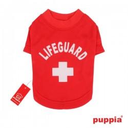 T-shirt Dogwatch rouge