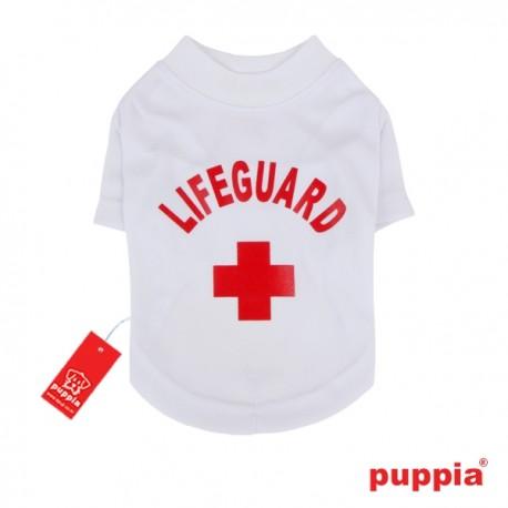 T-shirt Dogwatch blanc
