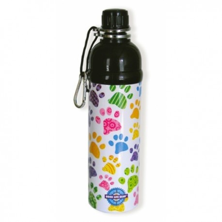 Gourde à bille Puppy Paws - 750 ml