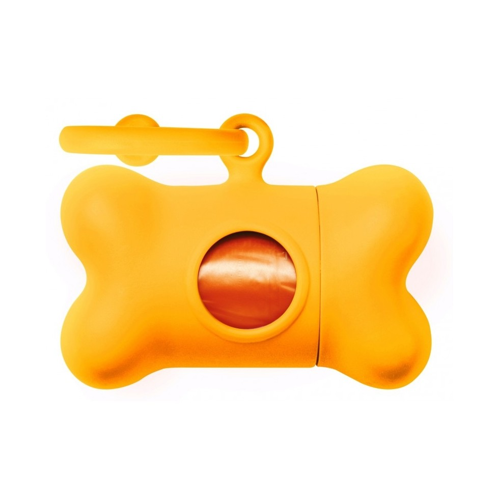 Ramasse crottes Bon Ton Fluo orange