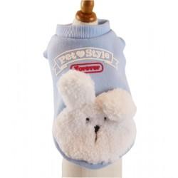 Sweat Bunny Forever bleu