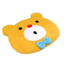 Tapis Bear Sleep jaune