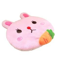 Tapis Bunny Sleep rose