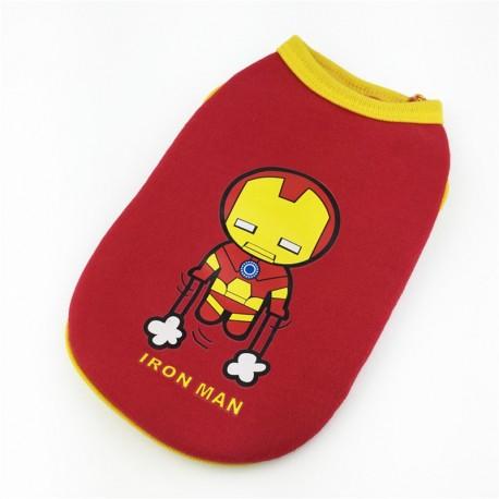 SWEAT SUPER HEROS IRON MAN