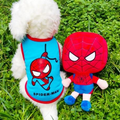 T-SHIRT SUPER HEROS SPIDERMAN
