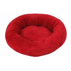 Panier Donut rouge