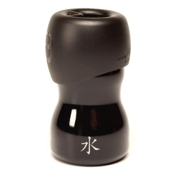 Gourde noire - 300 ml
