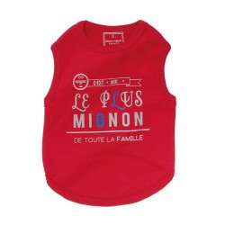 T-shirt Cute rouge