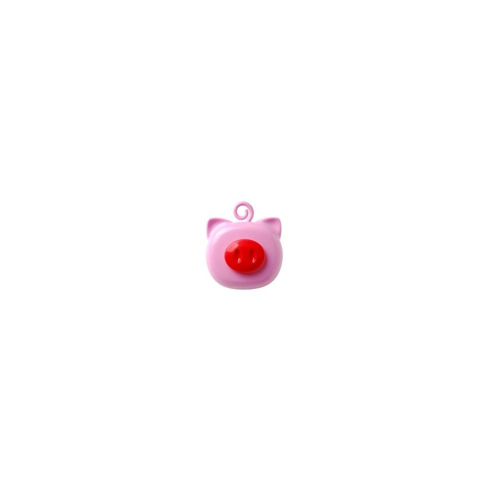 Distributeur de lingettes Sporky rose