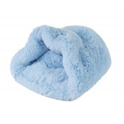 Panier Fluffy Ball bleu