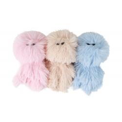 Jouet Yeti Fluffy (3 coloris)