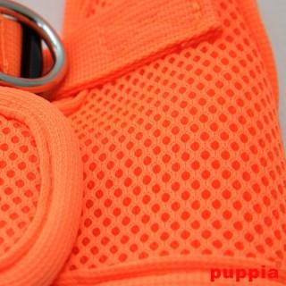 Harnais Veste Neon Soft orange