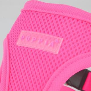 Harnais Veste Neon Soft rose