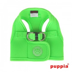 Harnais Veste Neon Soft vert