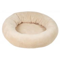 Panier Donut beige