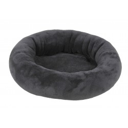 Panier Donut gris anthracite