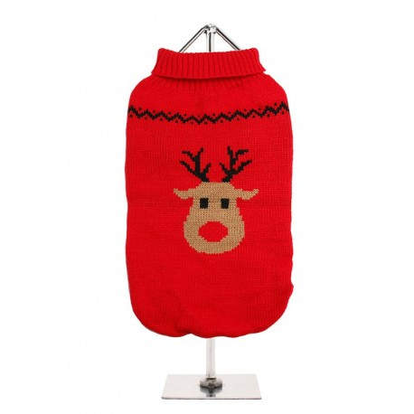 Pull Rudolph rouge