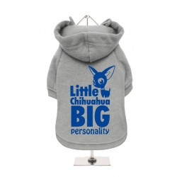 SWEAT LITTLE CHIHUAHUA GRIS URBAN PUP