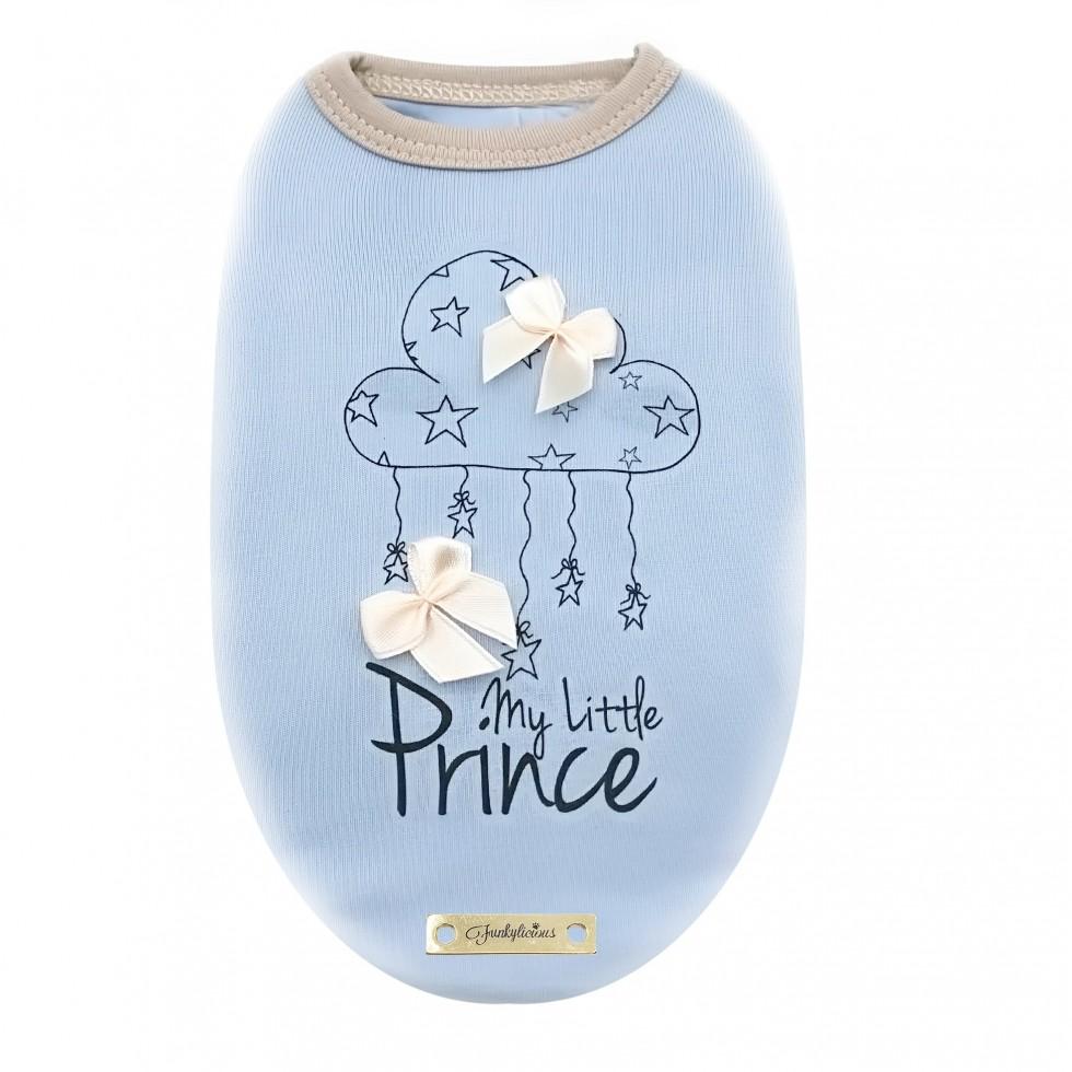 T-Shirt My Little Prince bleu
