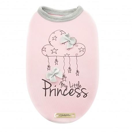 T-Shirt My Little Princess rose