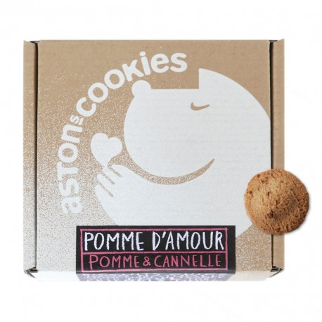 "Biscuits ""Pomme d'Amour"" - Pomme & Cannelle"