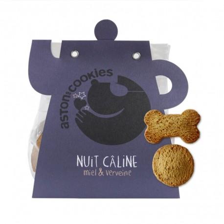 "Biscuits ""Nuit Câline"" - Miel & Verveine"