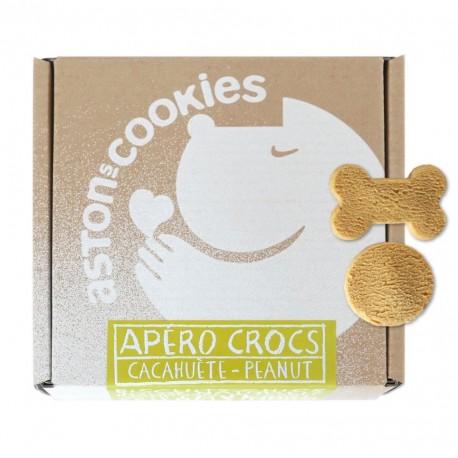 "Biscuits ""Apéro Croc"" - Tomate & Origan"