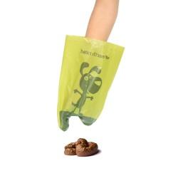 Ramasse crottes avec sacs parfumés à la lavande