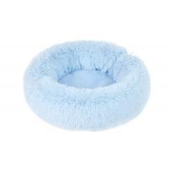 Panier Fluffy Donut bleu