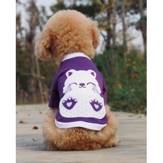 T-Shirt lovely violet