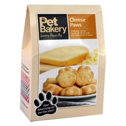 Biscuits pattes au fromage