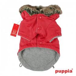 Manteau coup d'état rouge