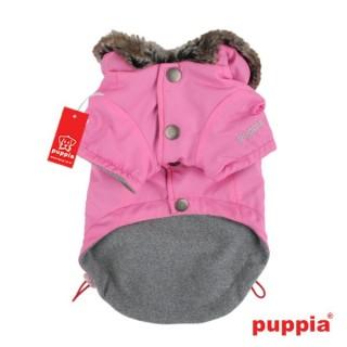Manteau coup d'état rose