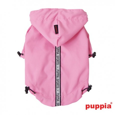 IMPERMÉABLE ROSE PUPPIA
