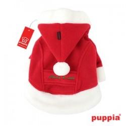 Manteau Père Noël rouge