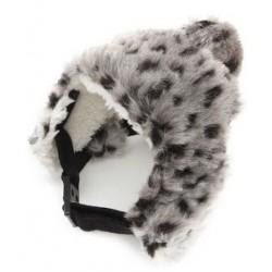 Bonnet Leo gris